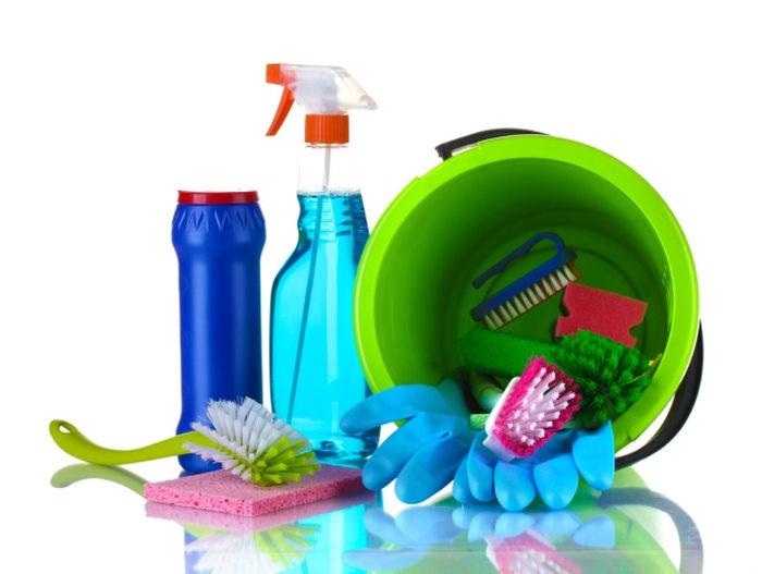 środki czystości - firma sprzątająca
